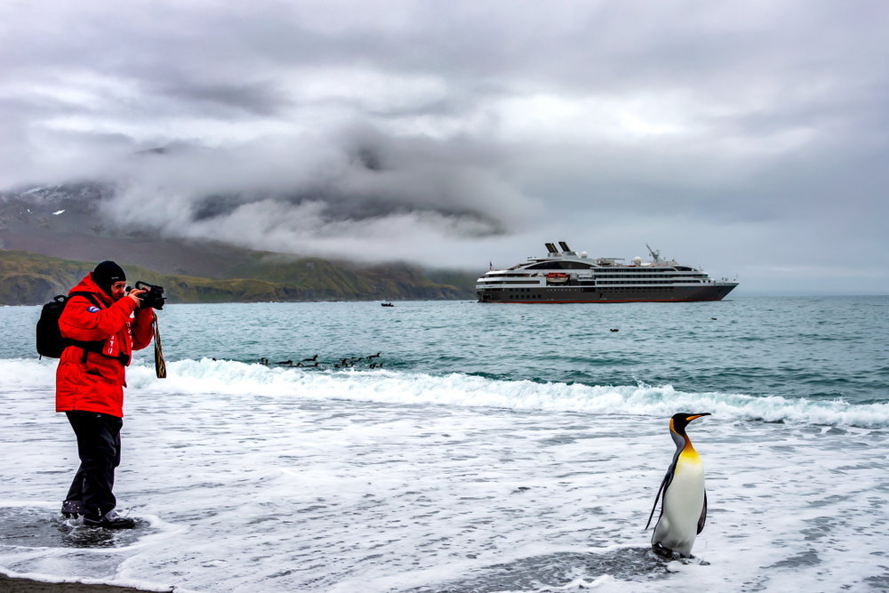 クルーズ旅行 南極,クルーズ旅行 北極